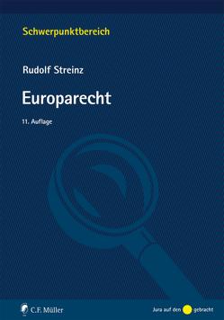 Europarecht von Streinz,  Rudolf