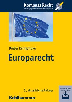 Europarecht von Krimphove,  Dieter
