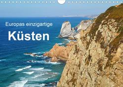 Europas einzigartige Küsten (Wandkalender 2020 DIN A4 quer) von Otto,  Jakob