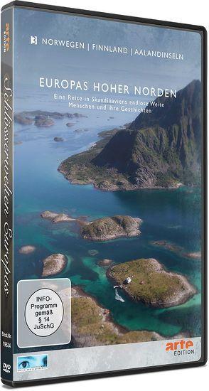 Europas hoher Norden DVD 3 von Hauke,  Wilfried