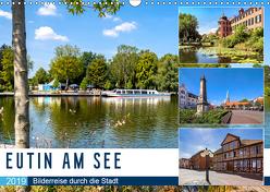 Eutin am See (Wandkalender 2019 DIN A3 quer) von Dreegmeyer,  Andrea