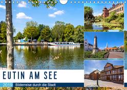 Eutin am See (Wandkalender 2019 DIN A4 quer) von Dreegmeyer,  Andrea