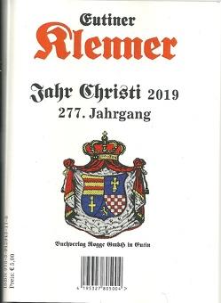 Eutiner Klenner 2019
