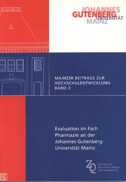 Evaluation im Fach Pharmazie an der Johannes Gutenberg-Universität Mainz