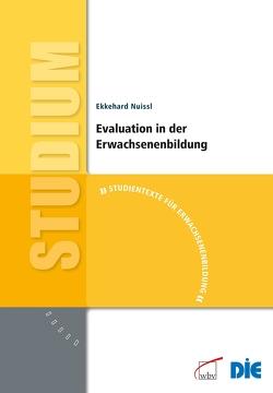 Evaluation in der Erwachsenenbildung von Nuissl,  Ekkehard