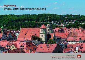 Evang.-Luth. Dreieinigkeitskirche Regensburg von Morsbach,  Peter