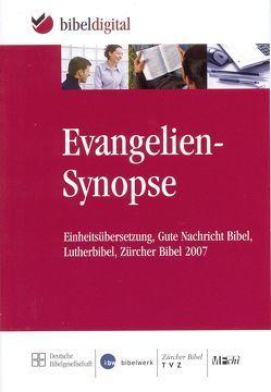 Evangelien-Synopse digital