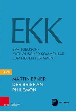 Der Brief an Philemon von Ebner,  Martin