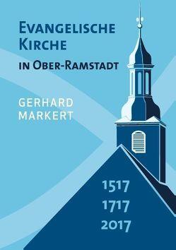 Evangelische Kirche in Ober-Ramstadt von Markert,  Gerhard