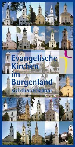 Evangelische Kirchen im Burgenland von Koch,  Manfred, Toth,  Volker, Zetter,  Gerd