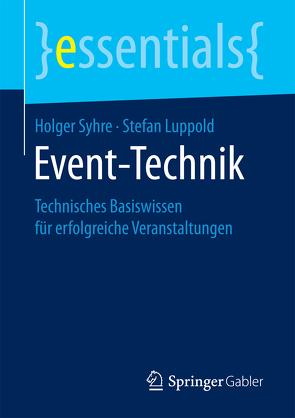Event-Technik von Luppold,  Stefan, Syhre,  Holger