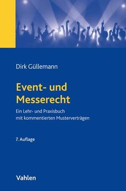 Event- und Messerecht von Güllemann,  Dirk, Mertens,  Reza-René