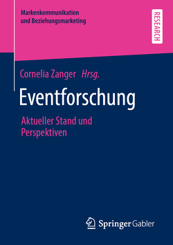 Eventforschung von Zanger,  Cornelia