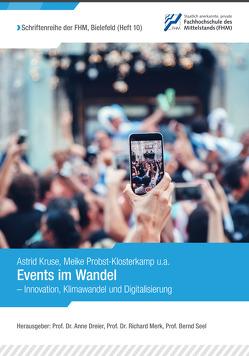 Events im Wandel von Kruse,  Astrid, Probst-Klosterkamp,  Meike