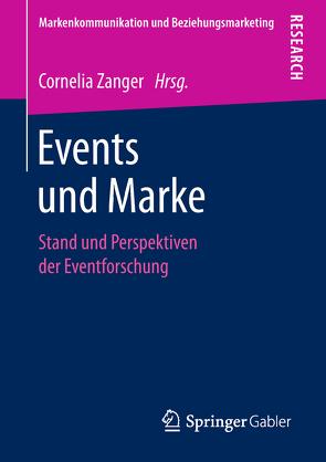 Events und Marke von Zanger,  Cornelia