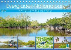 Everglades Nationalpark in Florida (Tischkalender 2019 DIN A5 quer) von CALVENDO