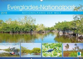Everglades Nationalpark in Florida (Wandkalender 2018 DIN A2 quer) von CALVENDO
