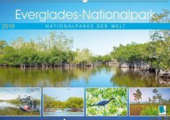 Everglades Nationalpark in Florida (Wandkalender 2019 DIN A2 quer) von CALVENDO