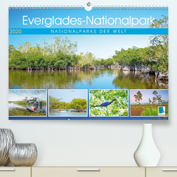 Everglades Nationalpark in Florida (Premium, hochwertiger DIN A2 Wandkalender 2020, Kunstdruck in Hochglanz) von CALVENDO