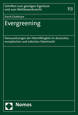 Evergreening von Chatterjee,  David