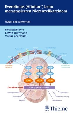 Everolismus (Affinitor) beim metastatsierenden Nierenzellkarzinom von Grünwald,  Viktor, Herrmann,  Edwin