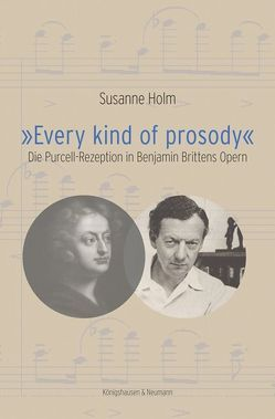 »Every kind of prosody« von Holm,  Susanne