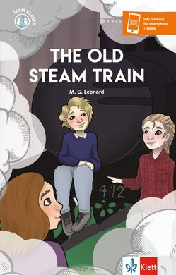 The Old Stream Train von Leonard,  M.G.