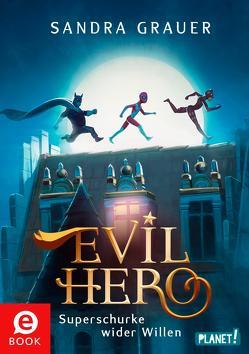 Evil Hero von Grauer,  Sandra, Kerntke,  Jann