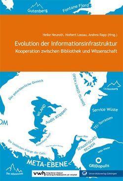 Evolution der Informationsinfrastruktur von Lossau,  Norbert, Neuroth,  Heike, Rapp,  Andrea