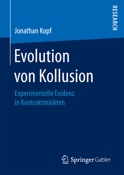 Evolution von Kollusion von Kopf,  Jonathan