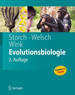 Evolutionsbiologie von Arendt,  D., Holstein,  T., Jürgens,  U., Mayr,  G., Sitte,  Peter, Storch,  Volker, Welsch,  Ulrich, Wilharm,  G.