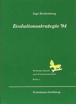 Evolutionsstrategie '94 von Rechenberg,  Ingo