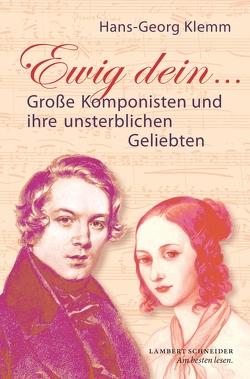 Ewig dein … von Klemm,  Hans-Georg