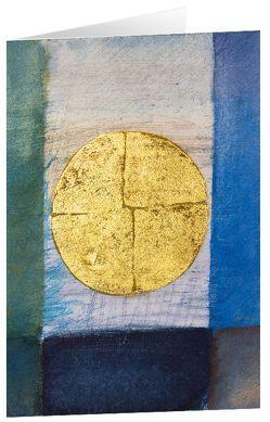 Ewiges Licht – Kunst-Faltkarten ohne Text (5 Stück) von Felger,  Andreas