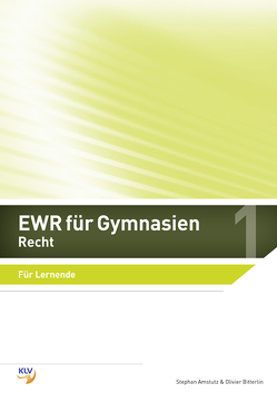 EWR für Gymnasien von Amstutz,  Stephan, Bitterlin,  Olivier