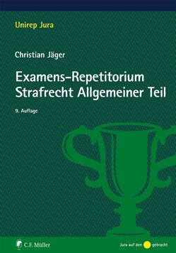 Examens-Repetitorium Strafrecht Allgemeiner Teil von Jaeger,  Christian