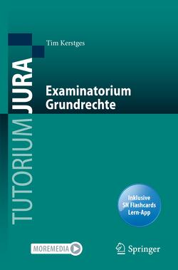 Examinatorium Grundrechte von Kerstges,  Tim