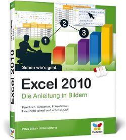 Excel 2010 von Bilke,  Petra, Sprung,  Ulrike