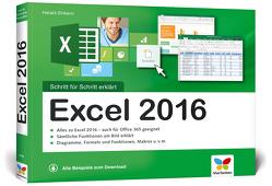Excel 2016 von Zinkann,  Harald