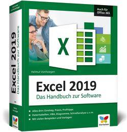 Excel 2019 von Vonhoegen,  Helmut