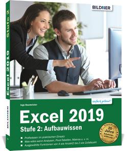 Excel 2019 Profiwissen für Anwender von Baumeister,  Inge