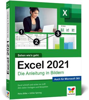 Excel 2022 von Bilke,  Petra, Sprung,  Ulrike