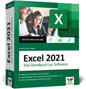 Excel 2022 von Vonhoegen,  Helmut
