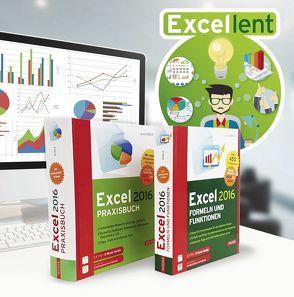 Excel – Alles, was Sie wissen müssen zu Formeln, Funktionen, VBA Makros, Tabellenkalkulation, Projektmanagement und Power Pivot von Schels,  Ignatz