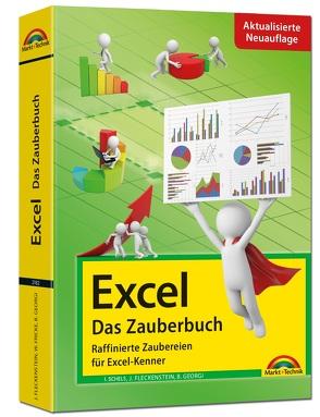 Excel – Das Zauberbuch: Raffinierte Zaubereien für Excel-Kenner von Fleckenstein,  Jens, Georgi,  Boris, Schels,  Ignatz