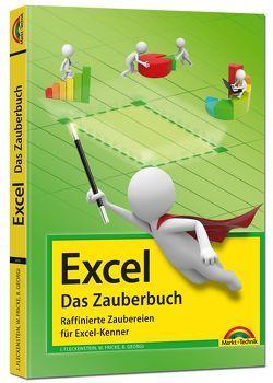 Excel – Das Zauberbuch: Raffinierte Zaubereien für Excel-Kenner von Fleckenstein,  Jens, Fricke,  Walter, Georgi,  Boris