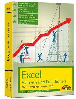 Excel Formeln und Funktionen für 2019, 2016, 2013, 2010 und 2007: – neueste Version. Topseller Vorauflage von Eckl,  Alois