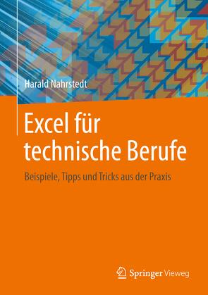 Excel für technische Berufe von Nahrstedt,  Harald