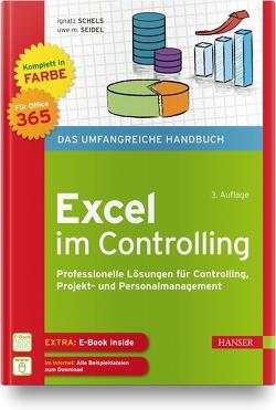 Excel im Controlling von Schels,  Ignatz, Seidel,  Uwe M.