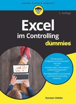 Excel im Controlling für Dummies von Oehler,  Karsten